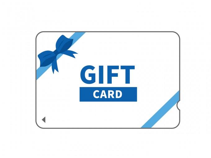 ギフトカードの種類はカードタイプが主流? 写真イメージ