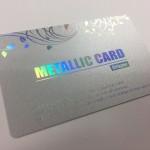 クリスパーメタリックカード(ホログラム)