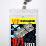 イベントパスカード